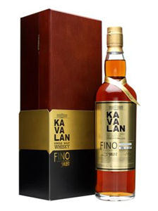 Picture of Kavalan Solist FINO Sherry Cask 57,8%