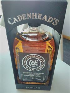 Picture of Glenrothes 21yo Cadenhead for The Nectar