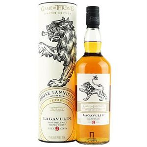 Picture of Lagavulin 9yo House Lannister - Game of Thrones