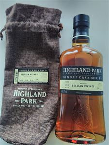 Picture of Highland Park 14yo 2004/2018 Belgian Vikings