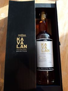 Picture of Kavalan Selection Peaty Cask for Belgium