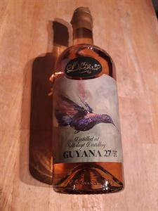 Picture of Uitvlugt 27yo 1993/2020 Rum Duchess