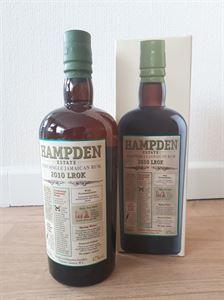 Picture of Hampden LROK 2010 Rum
