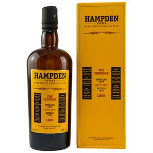 Picture of Hampden The Younger LROK 2016  Rum